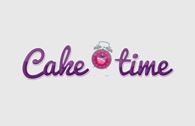 Cake Time Logo Design