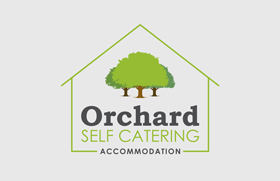 Orchard Self Catering Accommodation Logo Design